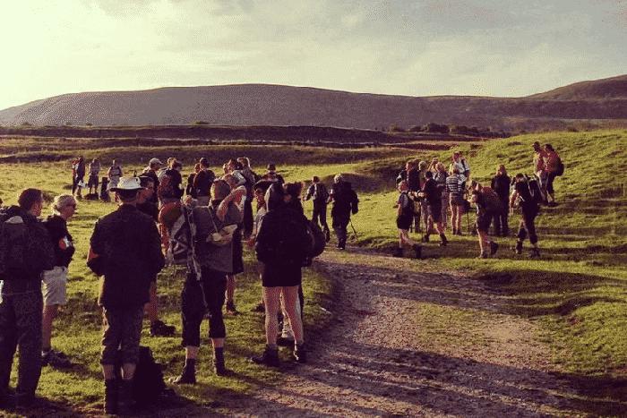 The Yorkshire Three Peaks Challenge (Picture: Three Peaks Challenge)